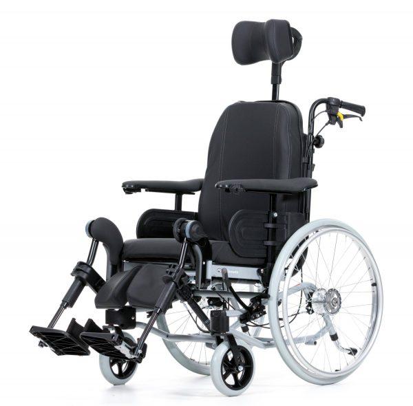 silla de ruedas y de posicionamiento clematis